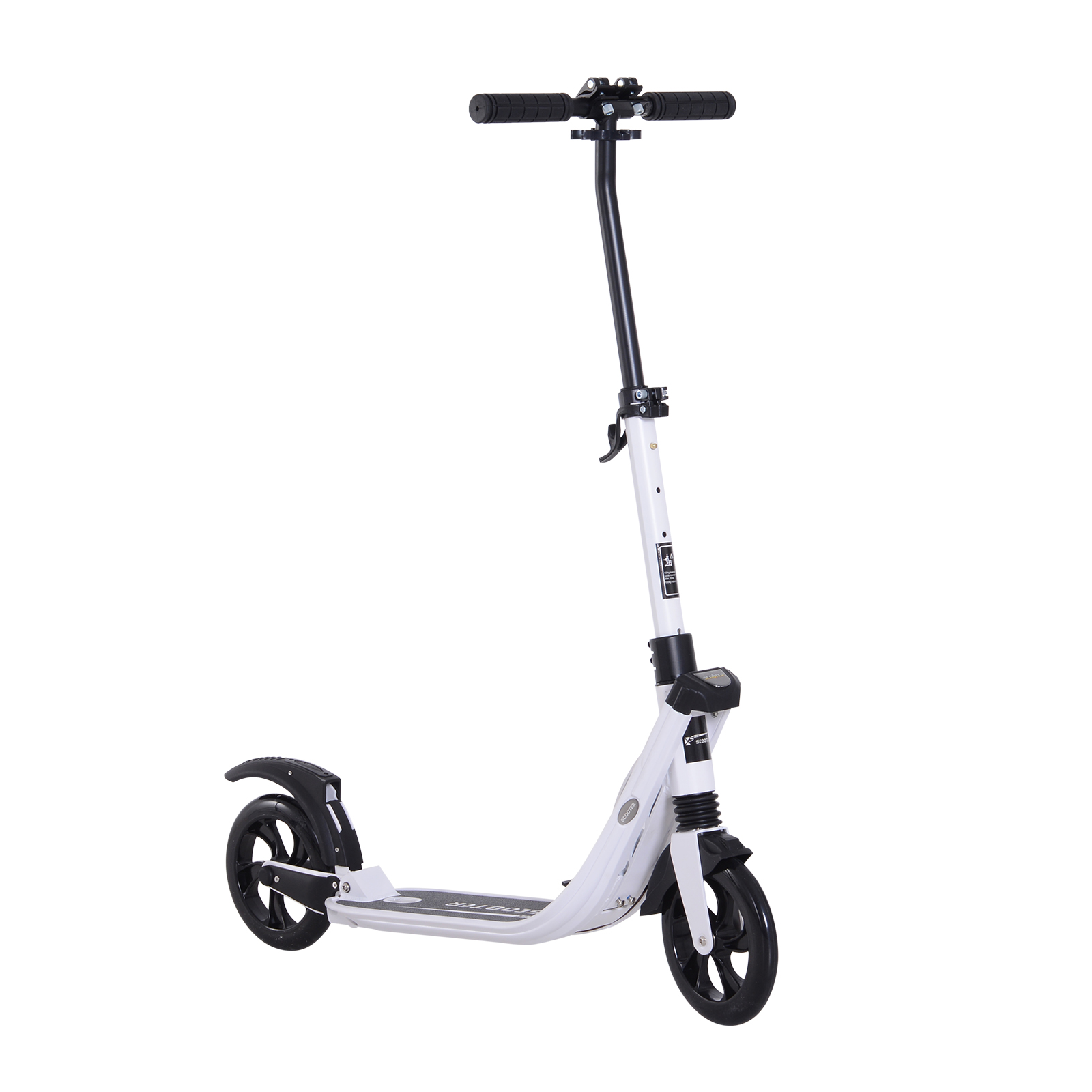 Teens-Adult-Folding-Electric-Scooter-Teenager-Rider-With-Brakes-and-Kickstand miniature 28