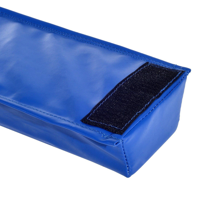 8FT-Folding-Floor-Balance-Beam-Foam-Gymnastic-Training-Low-Height-Beam-3-Color thumbnail 8