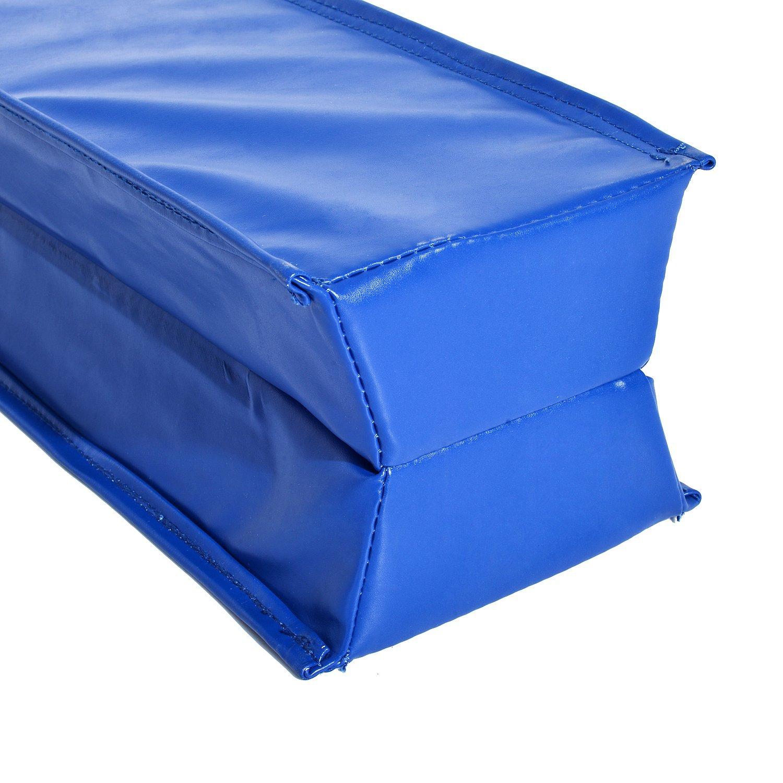 8FT-Folding-Floor-Balance-Beam-Foam-Gymnastic-Training-Low-Height-Beam-3-Color thumbnail 6