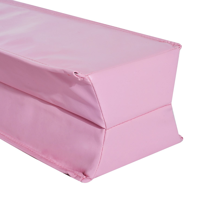 8FT-Folding-Floor-Balance-Beam-Foam-Gymnastic-Training-Low-Height-Beam-3-Color thumbnail 16