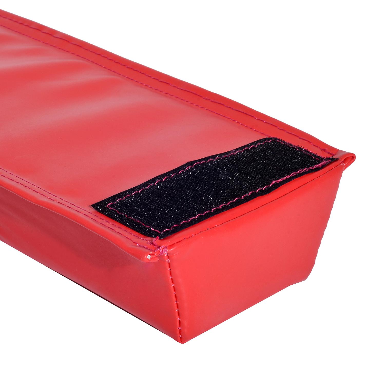 8FT-Folding-Floor-Balance-Beam-Foam-Gymnastic-Training-Low-Height-Beam-3-Color thumbnail 40