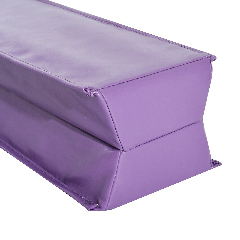8FT-Folding-Floor-Balance-Beam-Foam-Gymnastic-Training-Low-Height-Beam-3-Color thumbnail 27
