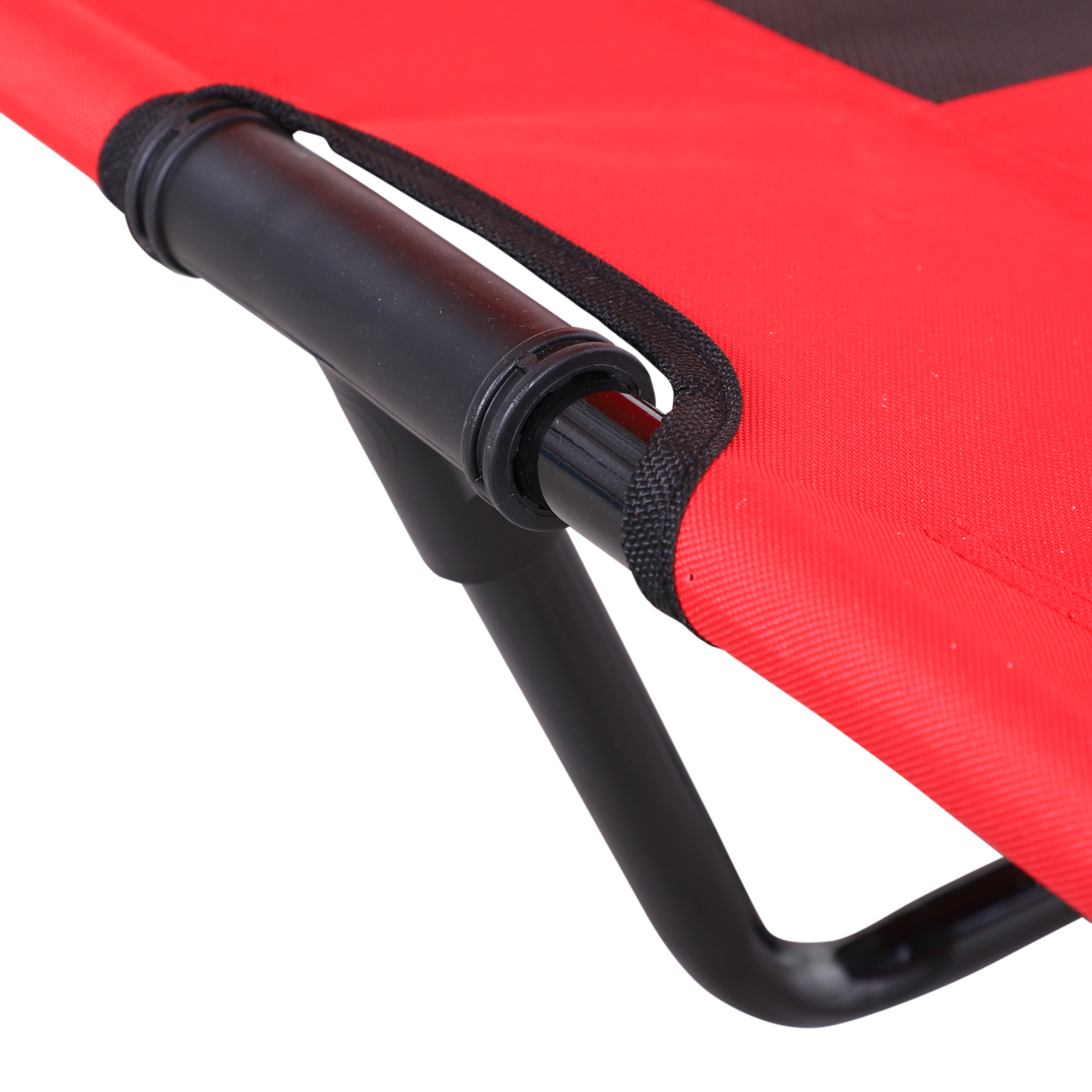 PawHut-Elevated-Pet-Bed-Dog-Foldable-Cot-Tent-Canopy thumbnail 23