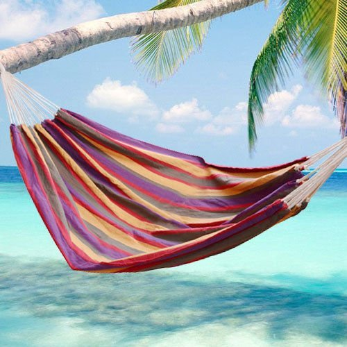 Outsunny-Portable-Camping-Hammock-Hanging-Sleep-Outdoor-Travel-Bed-4-Options