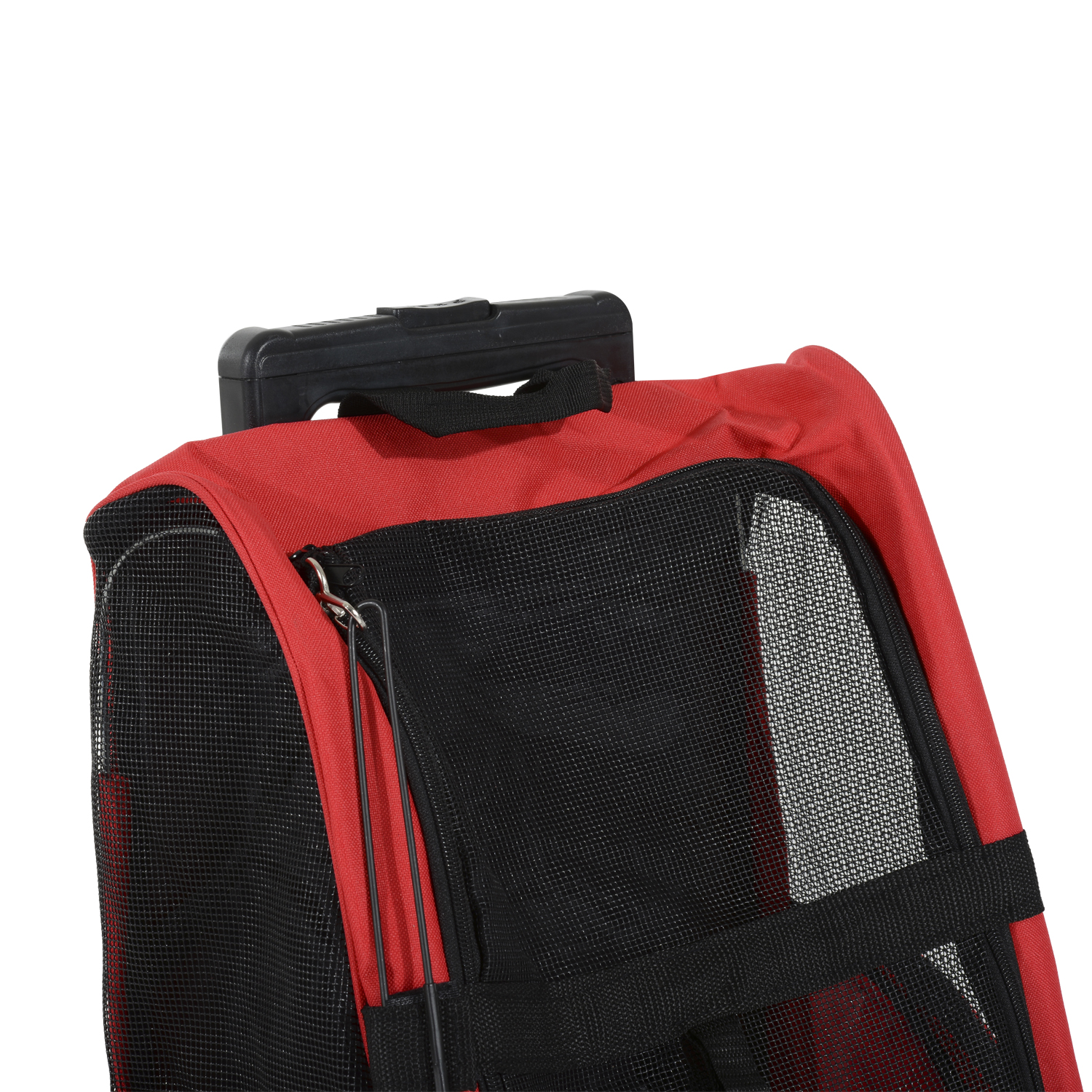 PawHut-4in1-Pet-Backpack-Carrier-Car-seat-Dog-Cat-Rolling-Luggage-Crates