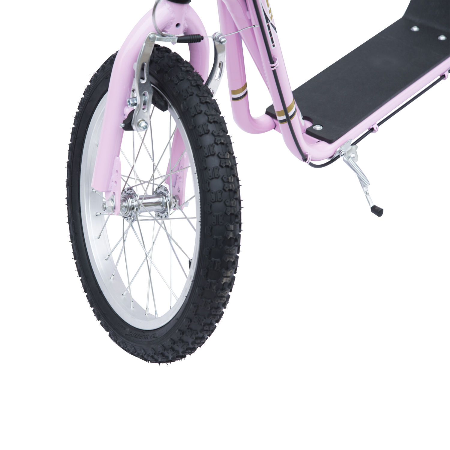 Adjustable-Teen-Kick-Scooter-Kids-Ride-On-Stunt-Street-Bike-16-034-Tire thumbnail 15
