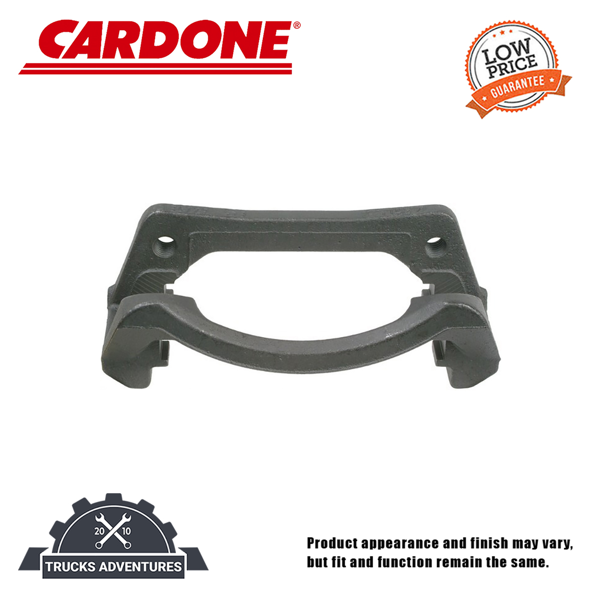 Disc Brake Caliper Bracket Front-Left//Right Cardone 14-1216 Reman