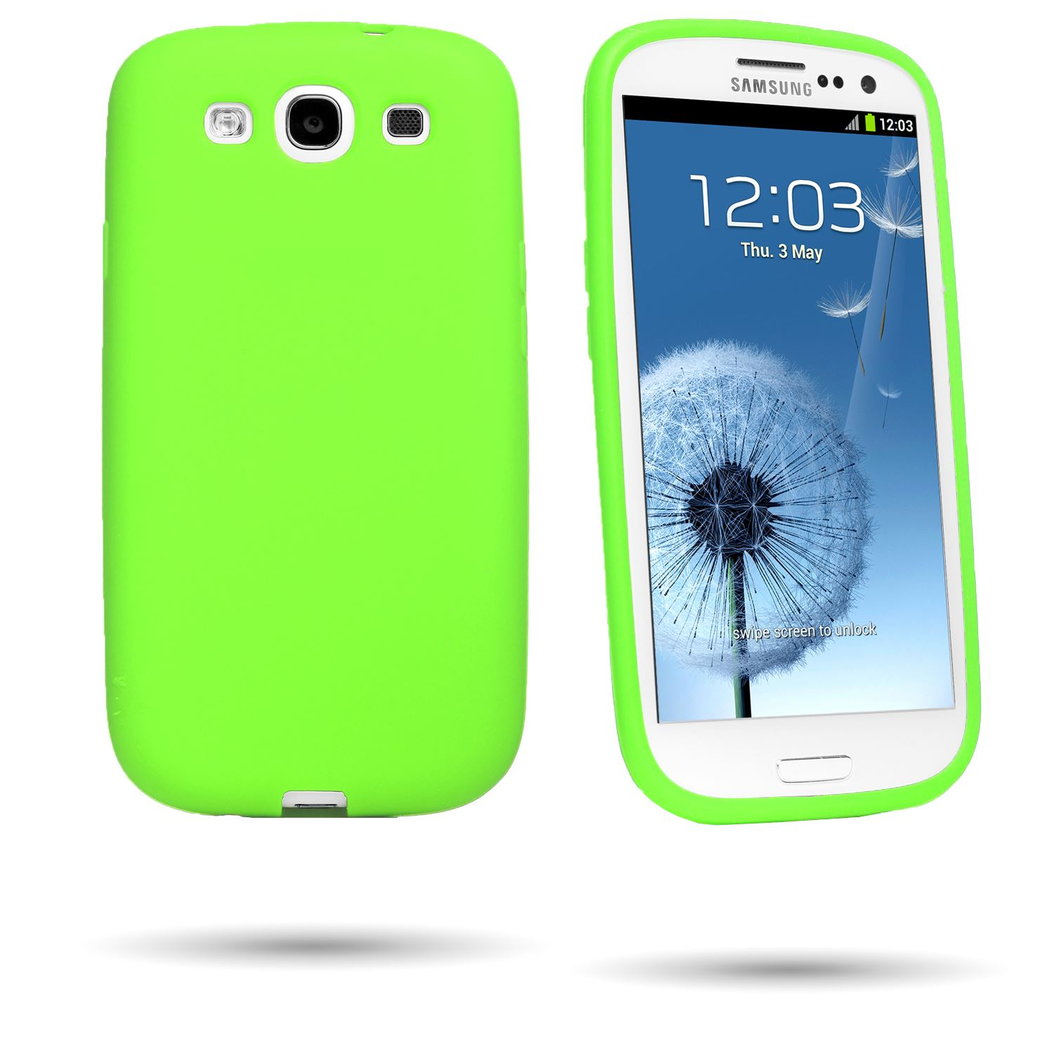 custodia in silicone samsung galaxy s3 neo