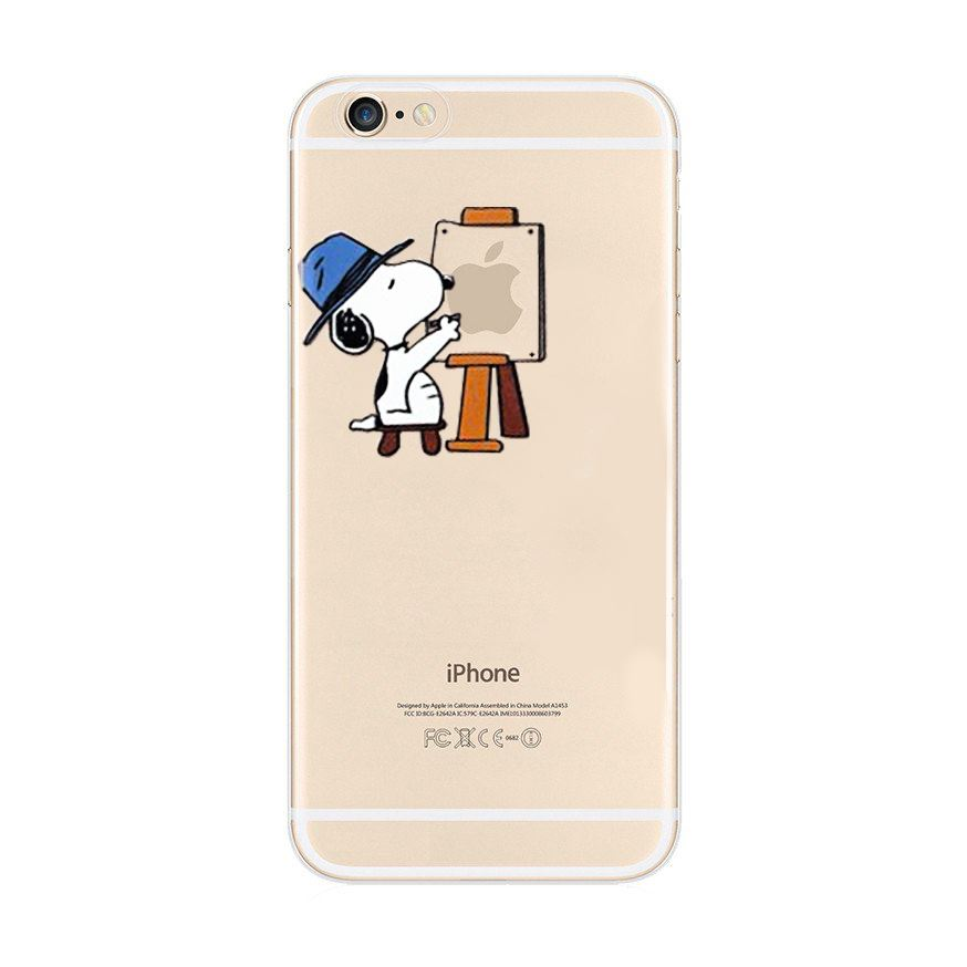 coque iphone 8 snoopy