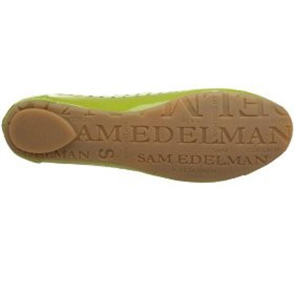 Sam Edelman Women's Lime Green Clement