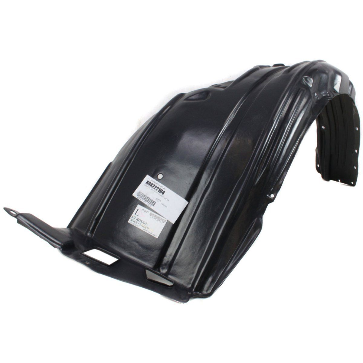 Splash Shield For 2007-2012 Acura RDX Front, Driver Side