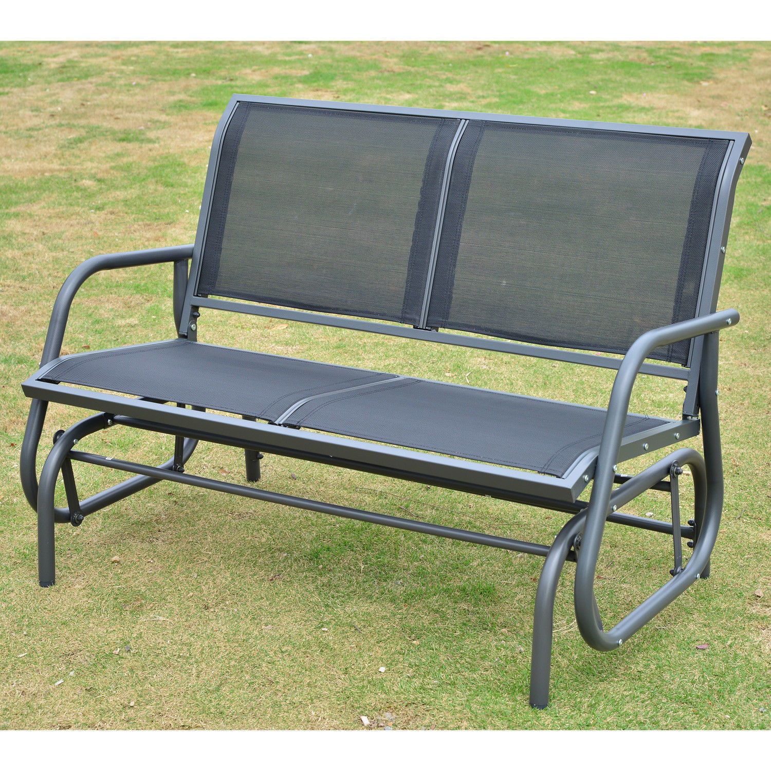 porch pdx reviews springs august glider patio franklin grove wayfair hardwood outdoor bench