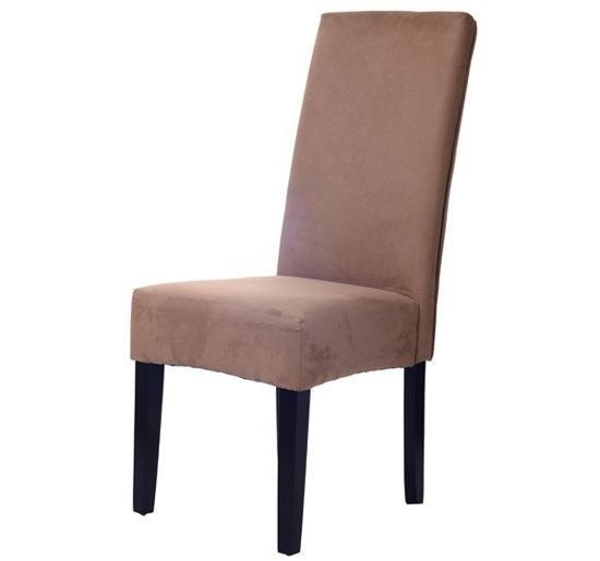 Modern High Kitchen Chairs: Modern Parson Dinner Dining Chair High Back Seat Kitchen