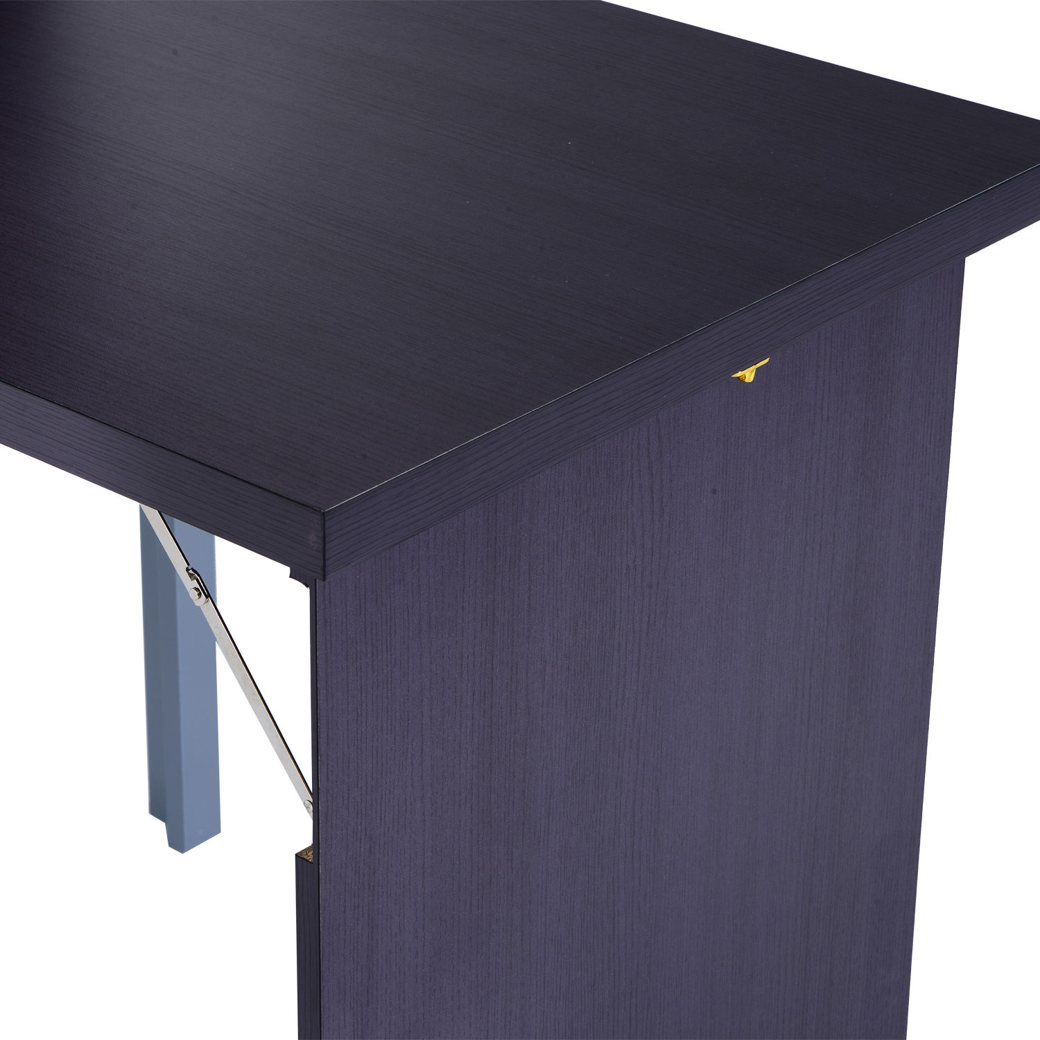 Wall-Mount-Writing-Table-Convertible-Folding-Computer-Desk-Storage-Home-Office thumbnail 26