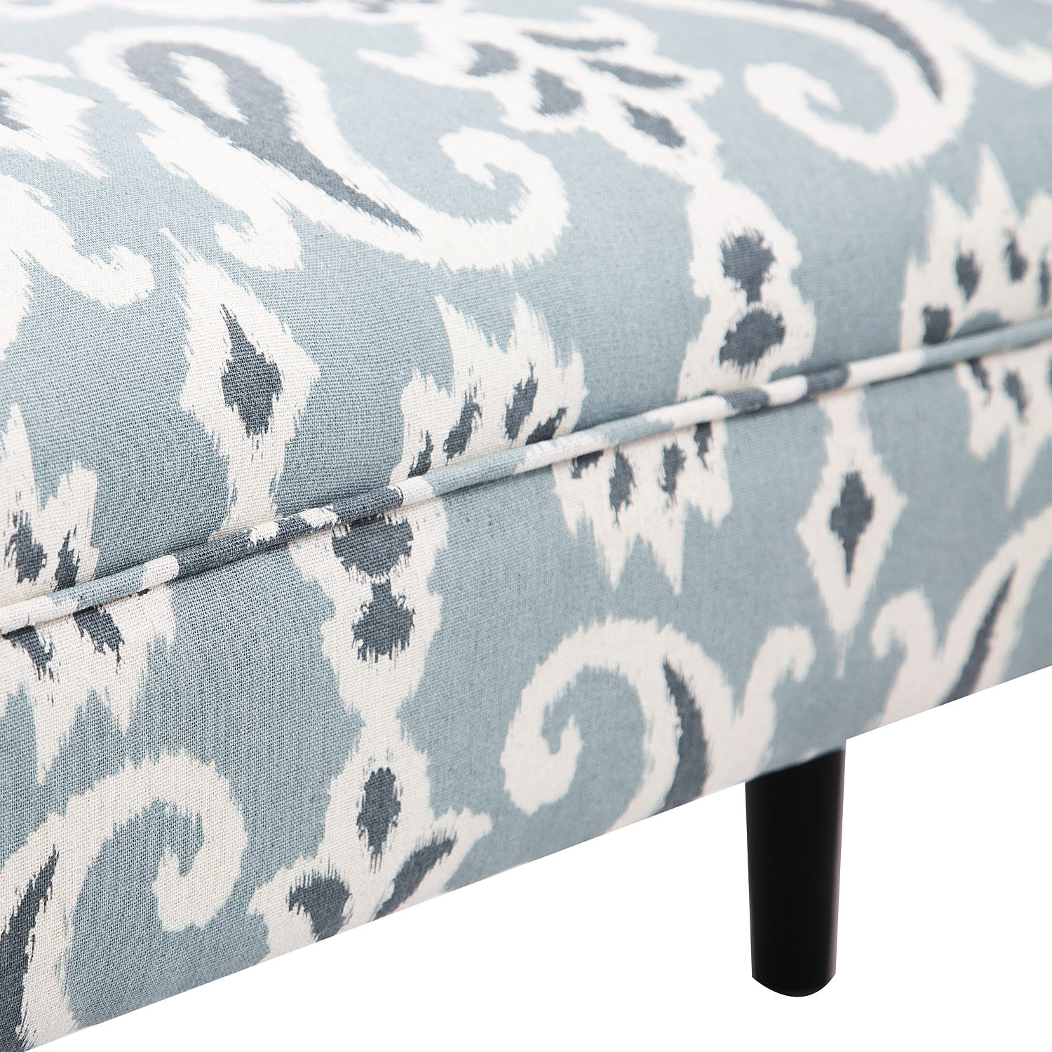 Vintage-Bed-Bench-Armed-Ottoman-Footstool-End-of-Bed-Upholstered-Seat-Furniture thumbnail 5