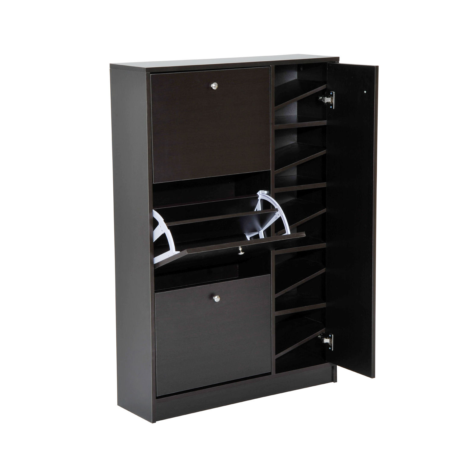 doors organizer cabinets ideas broom closet with storage utility narrow tall