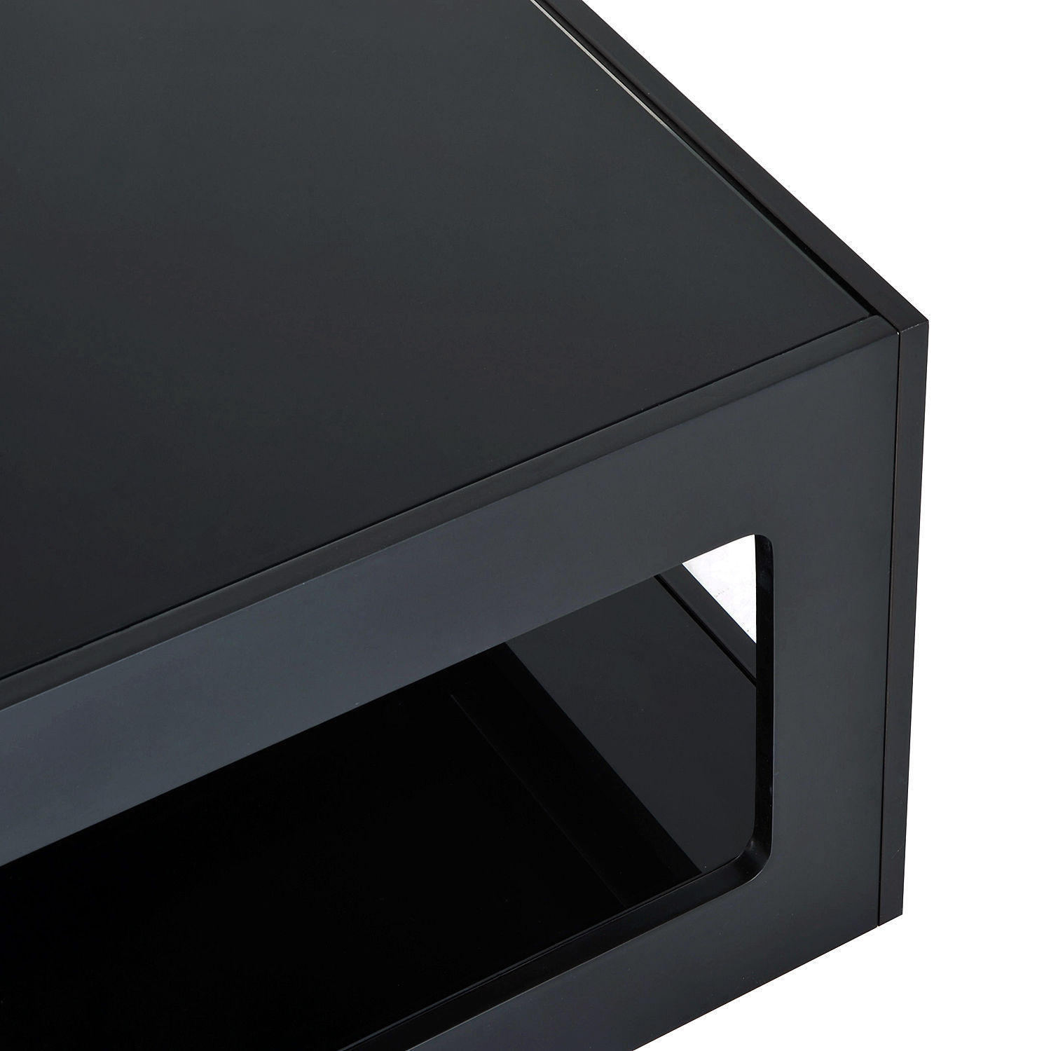 Modern Square Cube Coffee Side Sofa End Table