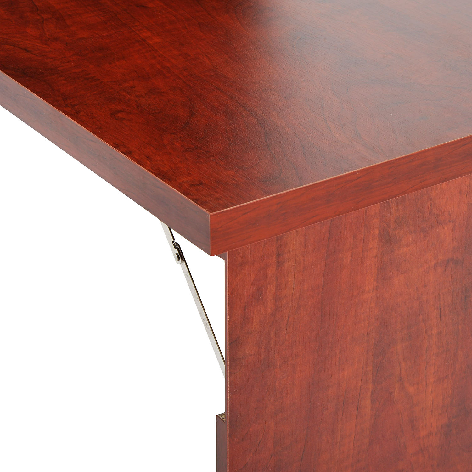 Wall-Mount-Writing-Table-Convertible-Folding-Computer-Desk-Storage-Home-Office thumbnail 19