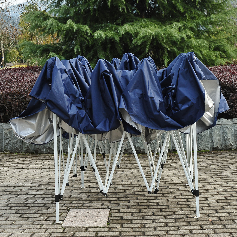 Ez Pop Up Canopy Wedding Party Tent Outdoor Folding Patio