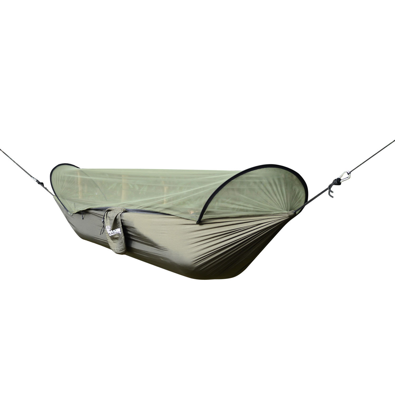 Outdoor Camping Hammock Mosquito Net Hanging Sleeping Bed ...