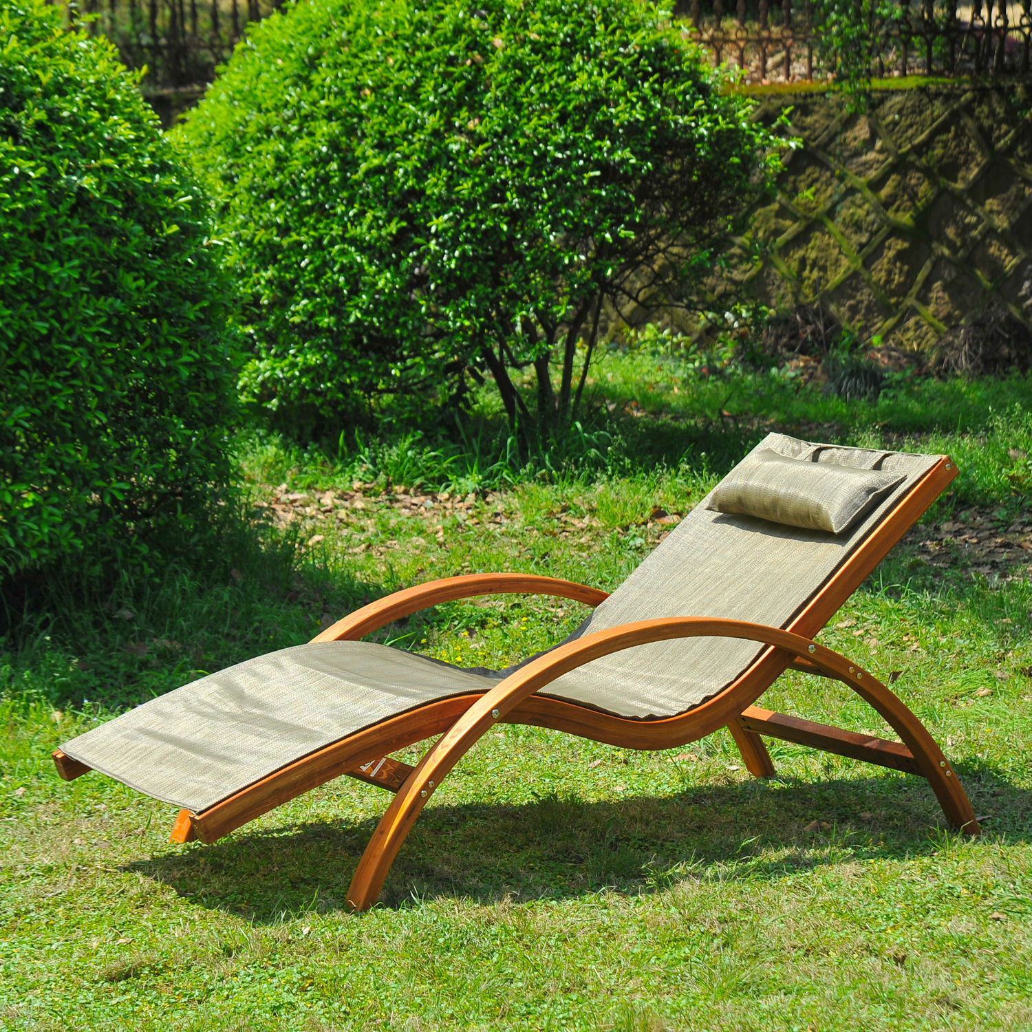 outdoor chairs best regard cushion black to lounger mesh accent resin chaise green known furniture longue well outsunny lounge with