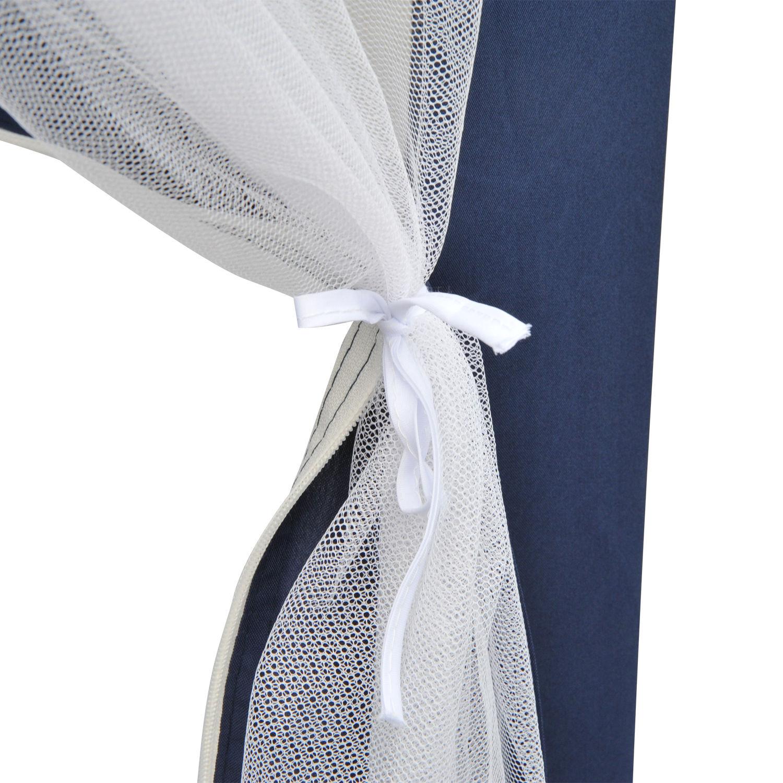 Hexagonal-Patio-Gazebo-Outdoor-Canopy-Party-Tent-Activity-Event-w-Mosquito-Net thumbnail 20