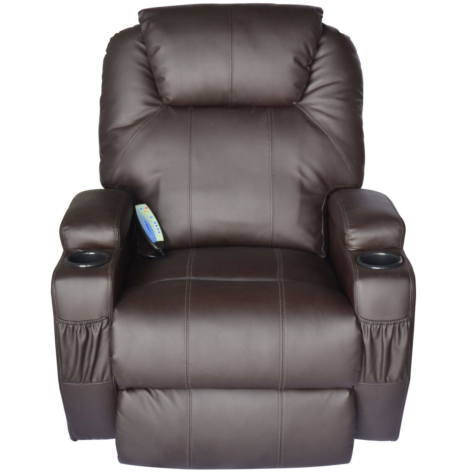 zoom ocean world headrests sanza recliner sofa h of leather w with bv seater blue power