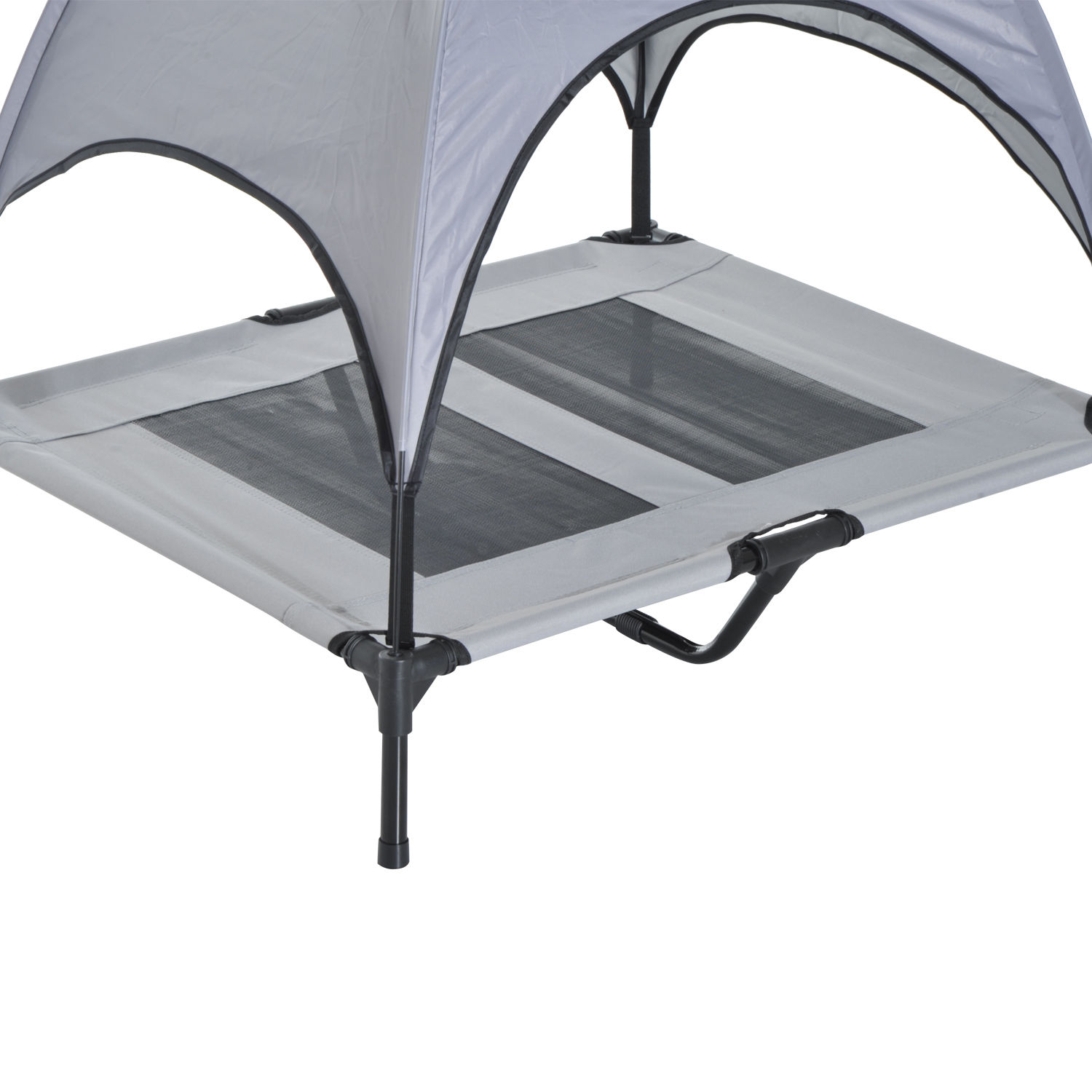 PawHut-Elevated-Pet-Bed-Dog-Foldable-Cot-Tent-Canopy-Instant-Shelter-Outdoor thumbnail 18