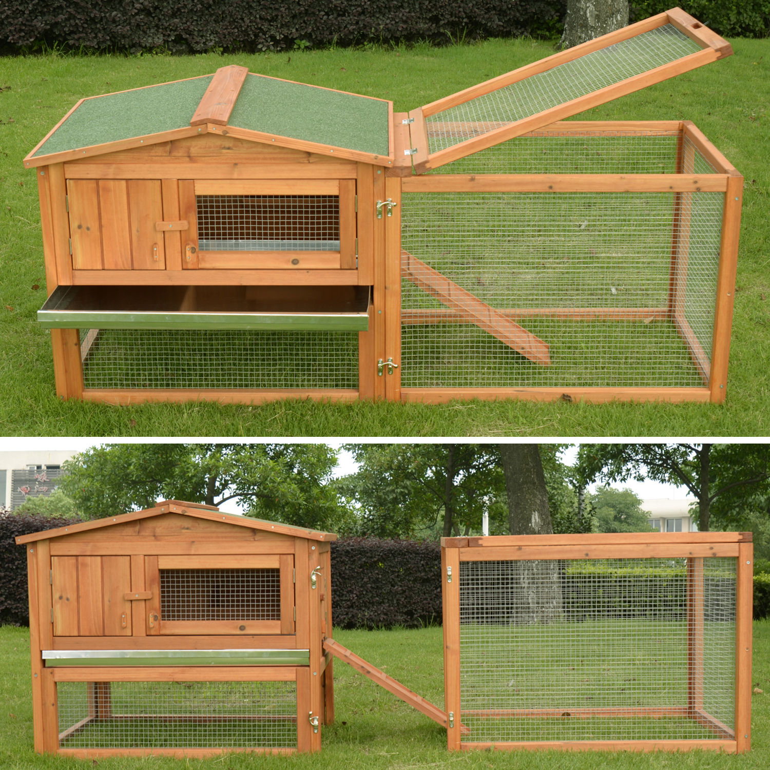 after money hutch two with save sale a trixie get handmade xl story some outdoor run hutches rabbit and pin for natura i