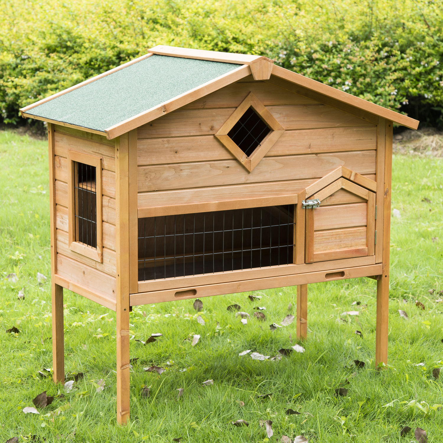 coop hutch the life furlife fur warehouse p wooden hutches chicken
