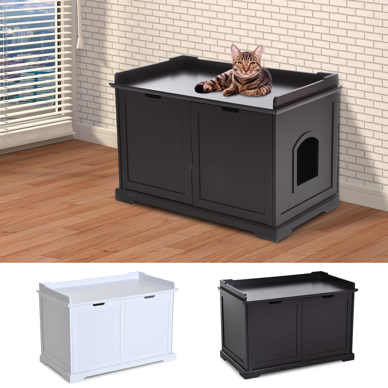 To acquire Litter cat stylish box uk picture trends