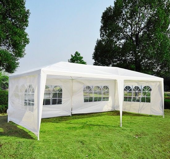 10-x-20-039-10-x-30-039-Party-Wedding-Tent-Outdoor-Gazebo-Canopy-Tent-w-Sidewalls