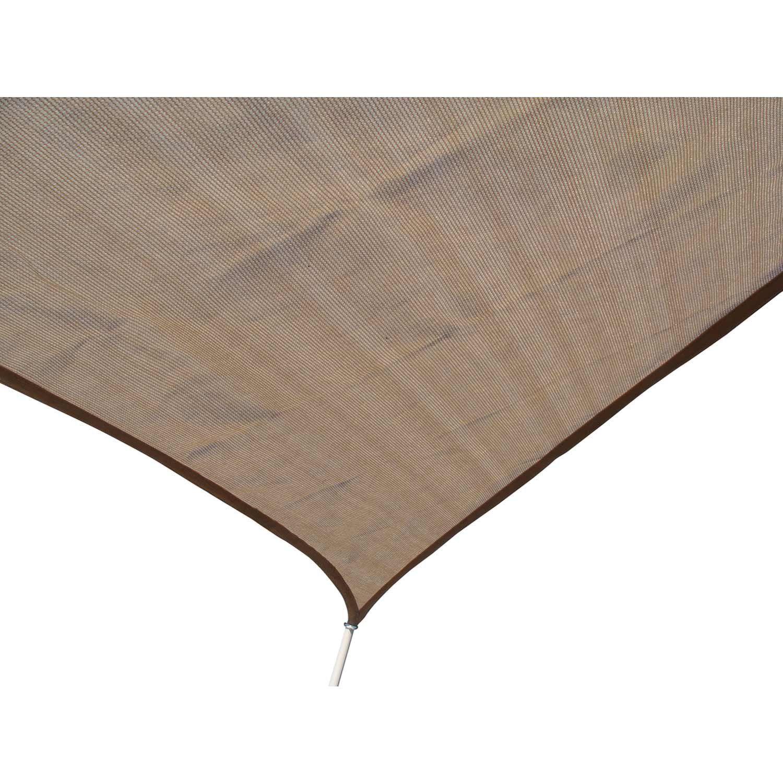 Outsunny-Triangle-10-039-Patio-Canopy-Sun-Sail-Shade-Garden-Party-Cover-Outdoor thumbnail 10