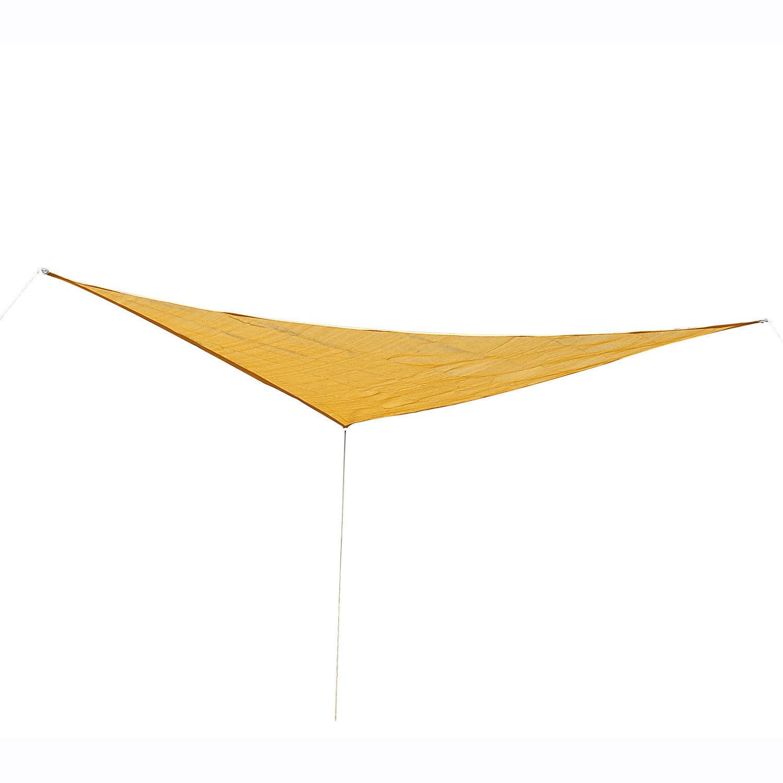 Outsunny-Triangle-10-039-Patio-Canopy-Sun-Sail-Shade-Garden-Party-Cover-Outdoor thumbnail 16