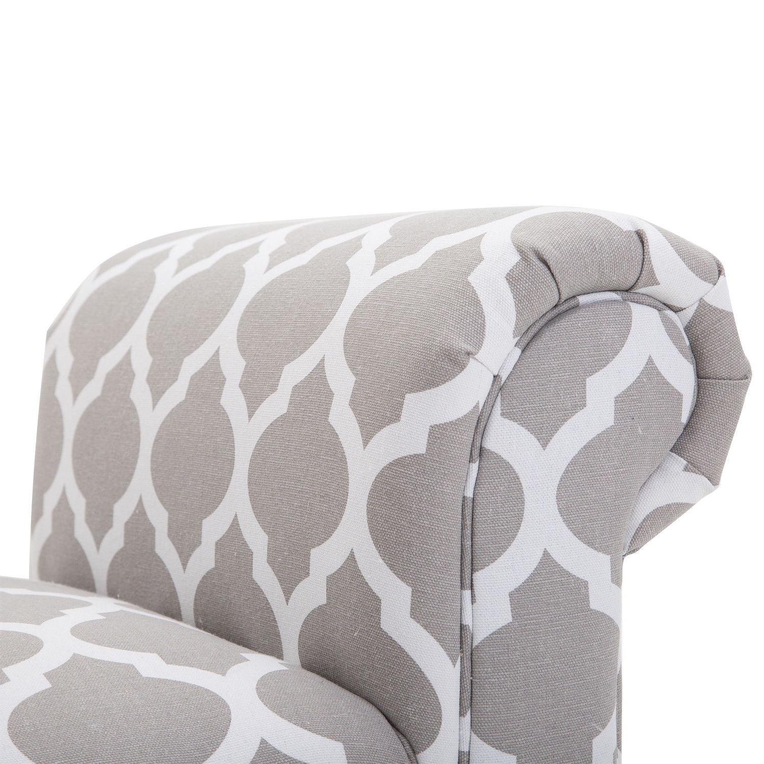 Elegant-Rolled-Arm-Bench-Bedside-End-of-Bed-Footstool-w-Arms-2-SIZE thumbnail 17
