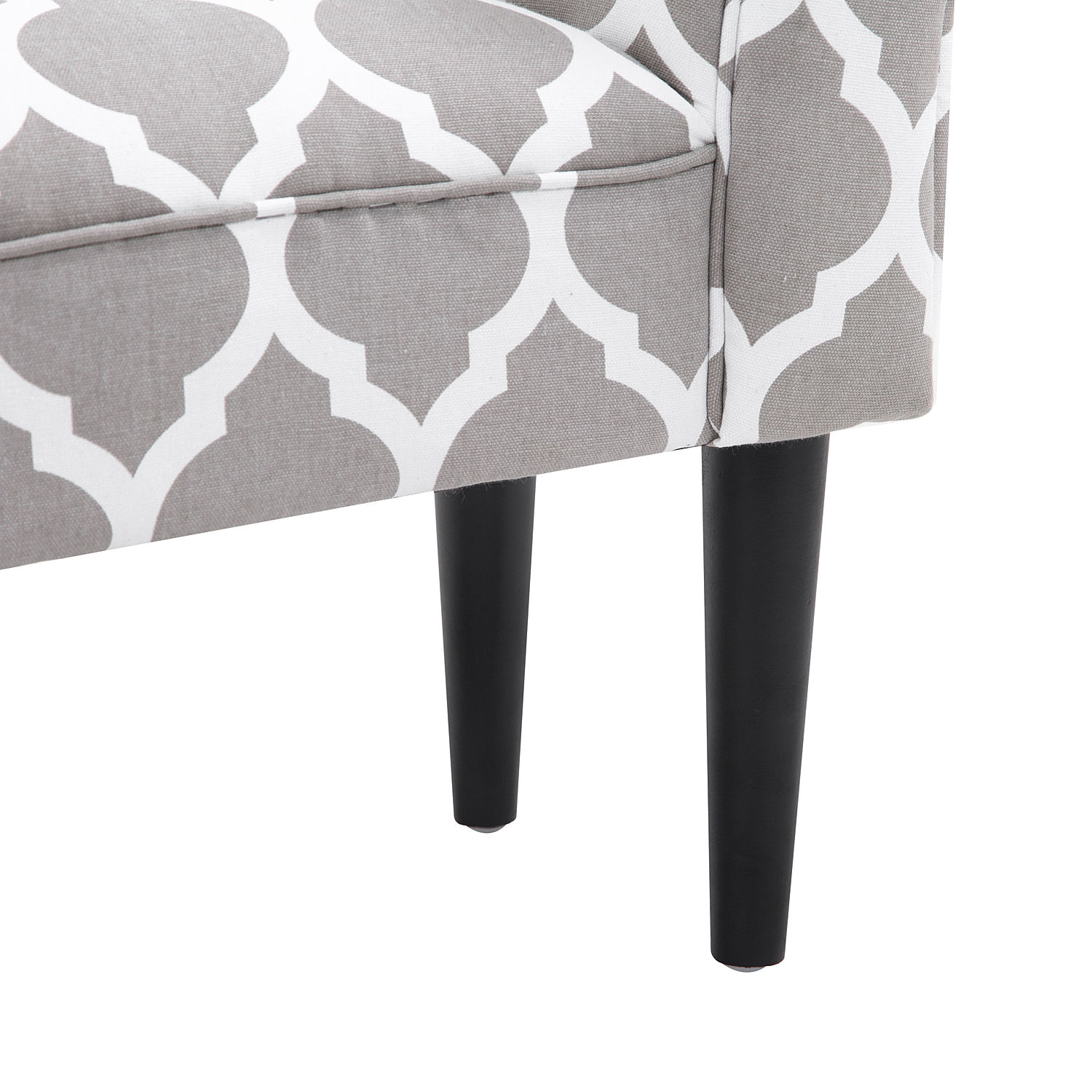 Elegant-Rolled-Arm-Bench-Bedside-End-of-Bed-Footstool-w-Arms-2-SIZE thumbnail 8