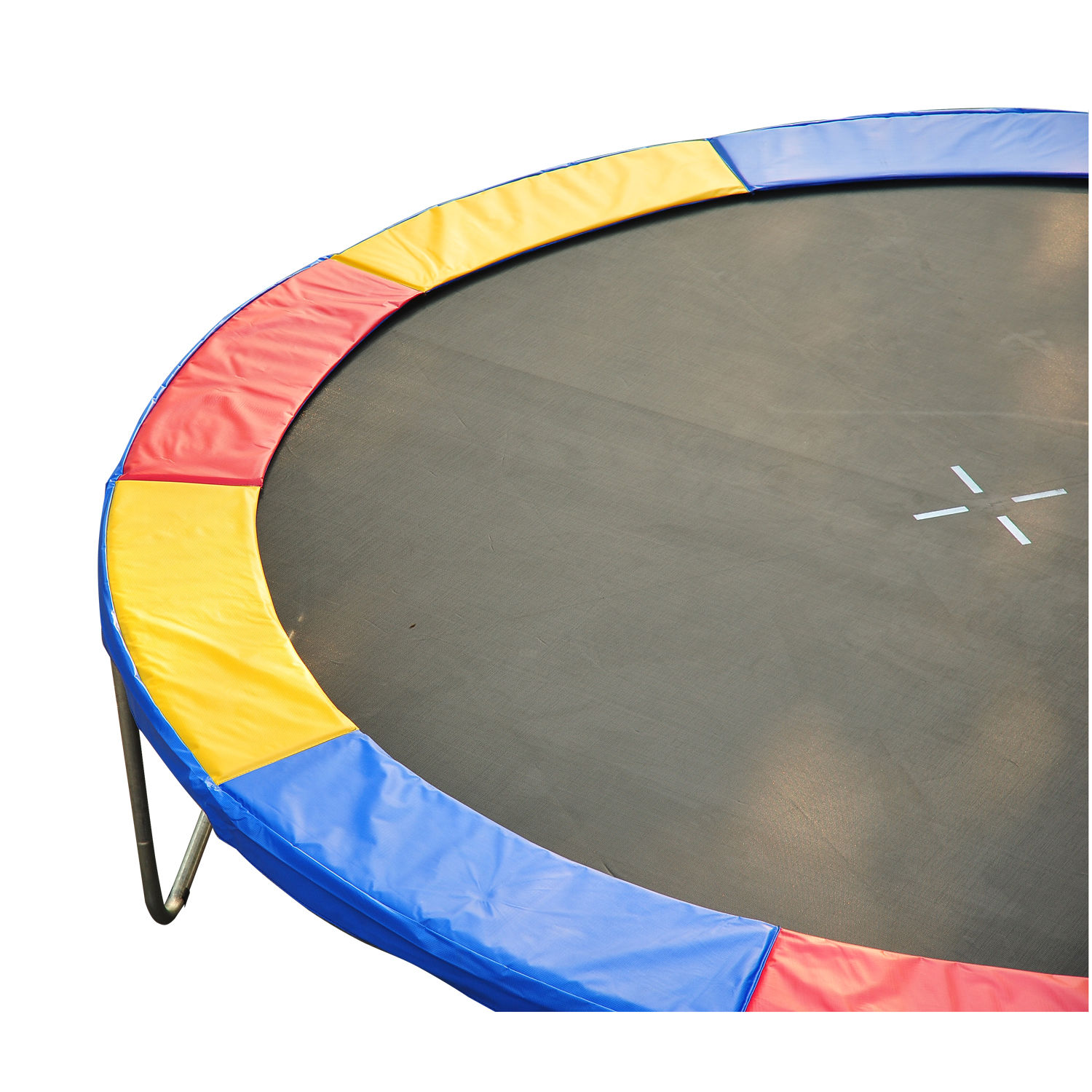 8ft-Trampoline-Pad-Spring-Safety-Replacement-Gym-Bounce-Jump-Cover-EPE-Foam thumbnail 9