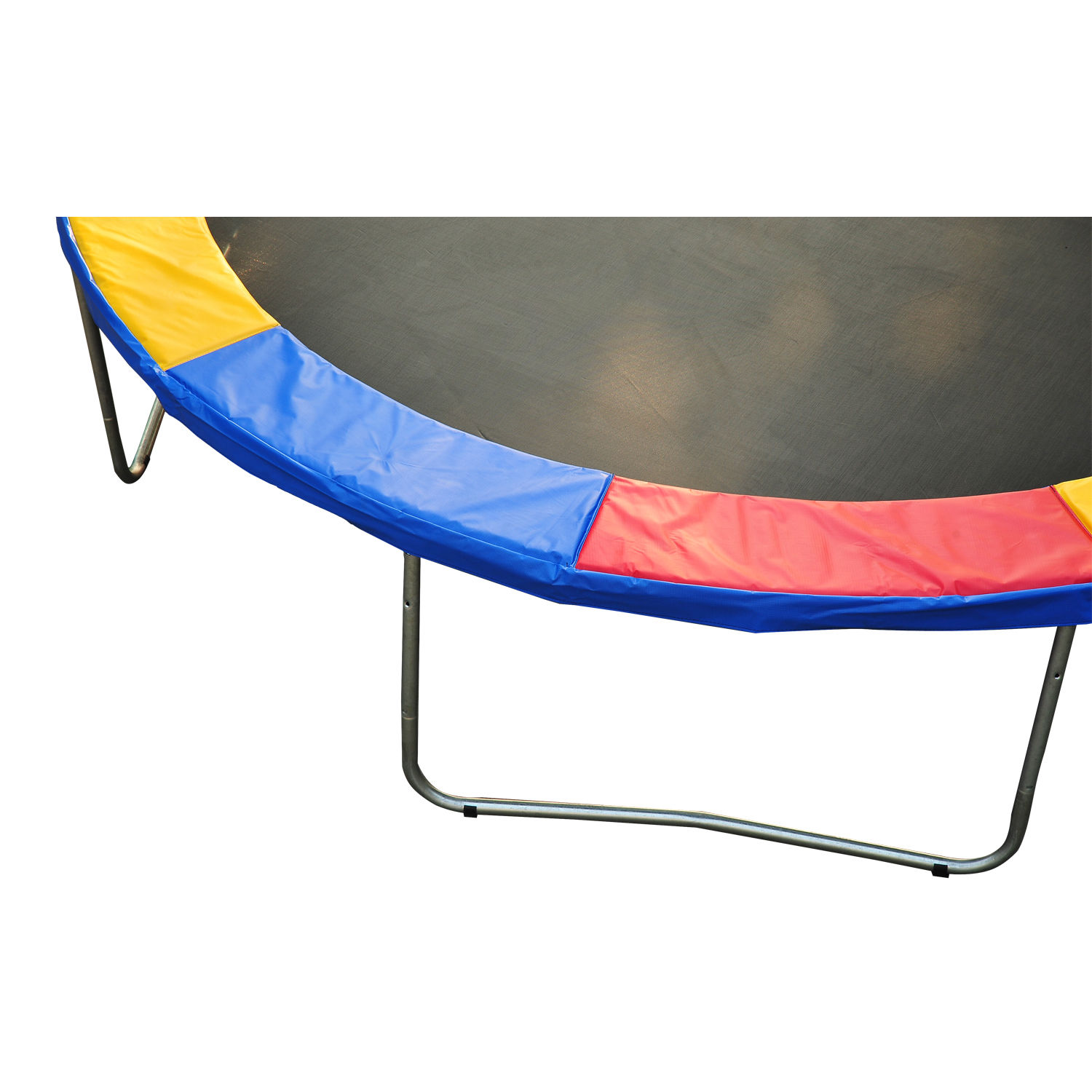 8ft-Trampoline-Pad-Spring-Safety-Replacement-Gym-Bounce-Jump-Cover-EPE-Foam thumbnail 10