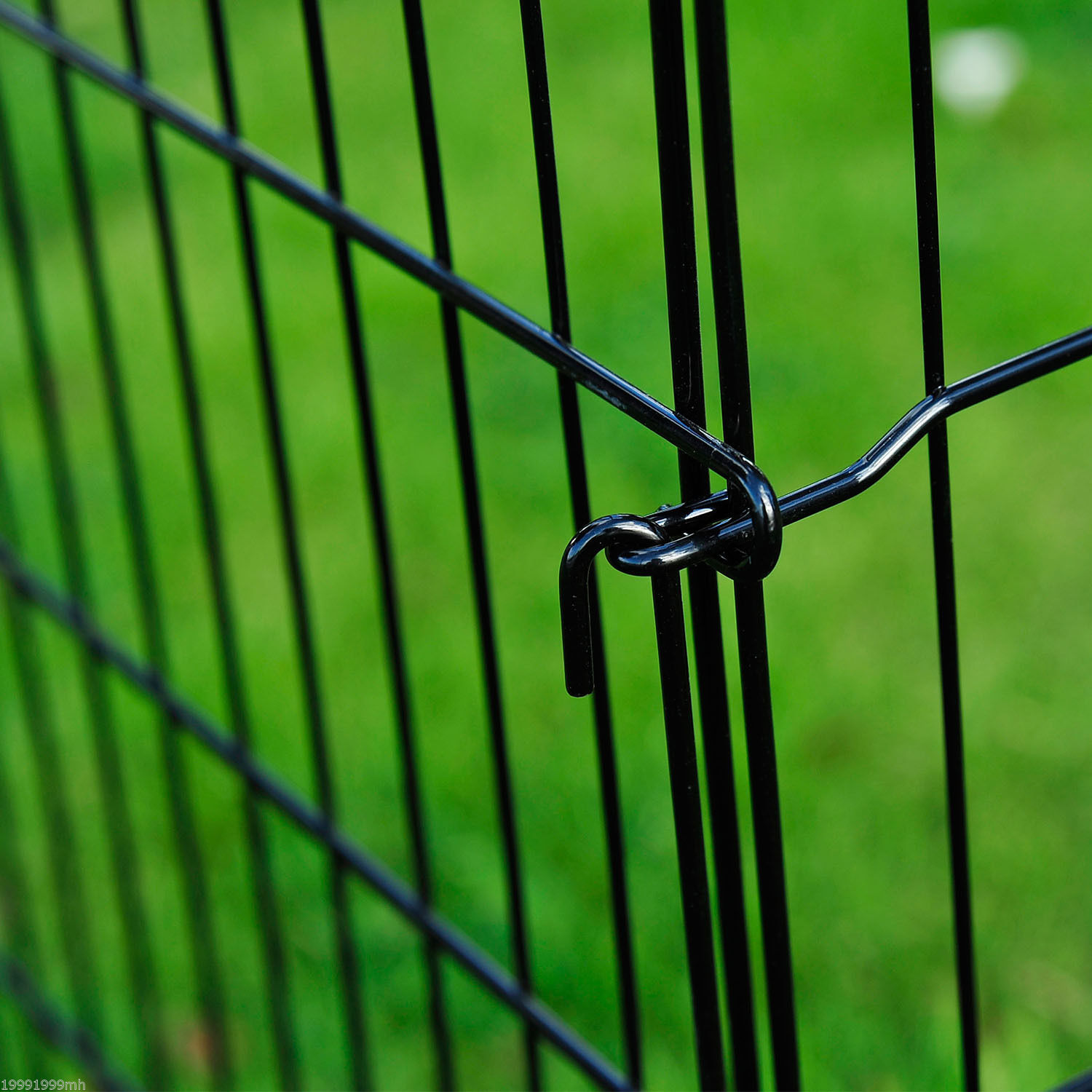 8-Panel-Metal-Pet-Playpen-Dog-Puppy-Cat-Rabbit-Exercise-Fence-Yard-Kennel thumbnail 15