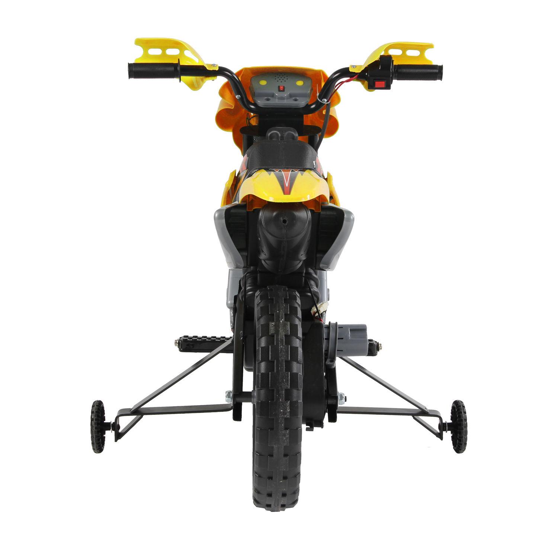 Kids Electric Motorbike Children 6V Battery Power Scooter