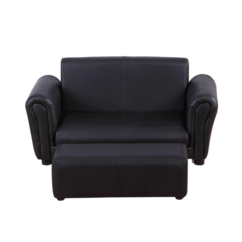 Children-Kid-Sofa-Set-Recliner-Armchair-Footstool-Ottoman-Multi-Colours-Sizes thumbnail 5