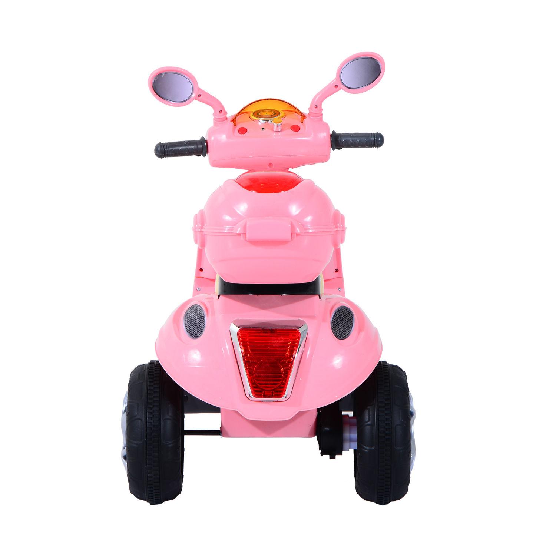 Electric Ride On Toy Car Kids Motorbike Children