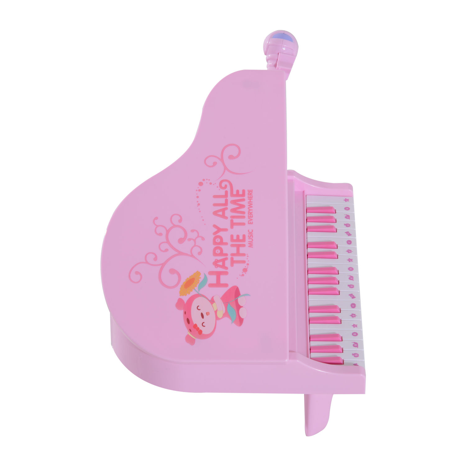 37-32-Key-Kids-Electronic-Keyboard-Mini-Grand-Piano-Stool-Microphone-Musical-Toy thumbnail 28
