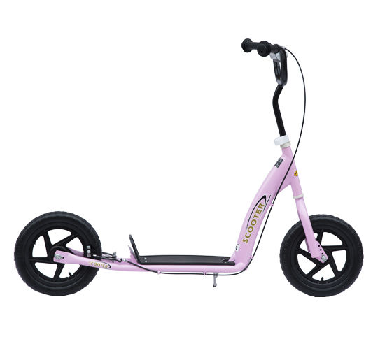 Teen-Push-Scooter-Kids-Children-Stunt-Scooter-Bike-Bicycle-Ride-On-12-034-Tyres-New thumbnail 17