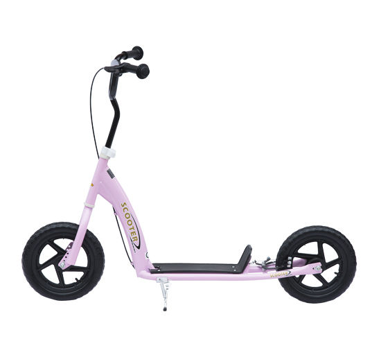 Teen-Push-Scooter-Kids-Children-Stunt-Scooter-Bike-Bicycle-Ride-On-12-034-Tyres-New thumbnail 19