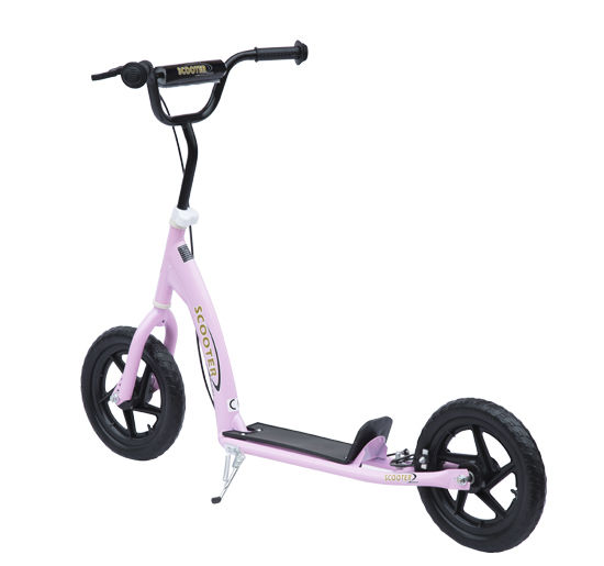 Teen-Push-Scooter-Kids-Children-Stunt-Scooter-Bike-Bicycle-Ride-On-12-034-Tyres-New thumbnail 20