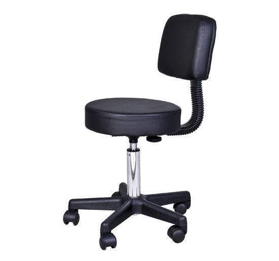 Massage-Stool-Beauty-Salon-Swivel-Gas-Lift-Manicure-Tattoo-Stools-Chair-2-Colour miniatuur 6