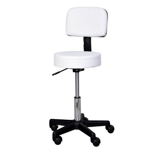 Massage-Stool-Beauty-Salon-Swivel-Gas-Lift-Manicure-Tattoo-Stools-Chair-2-Colour miniatuur 11