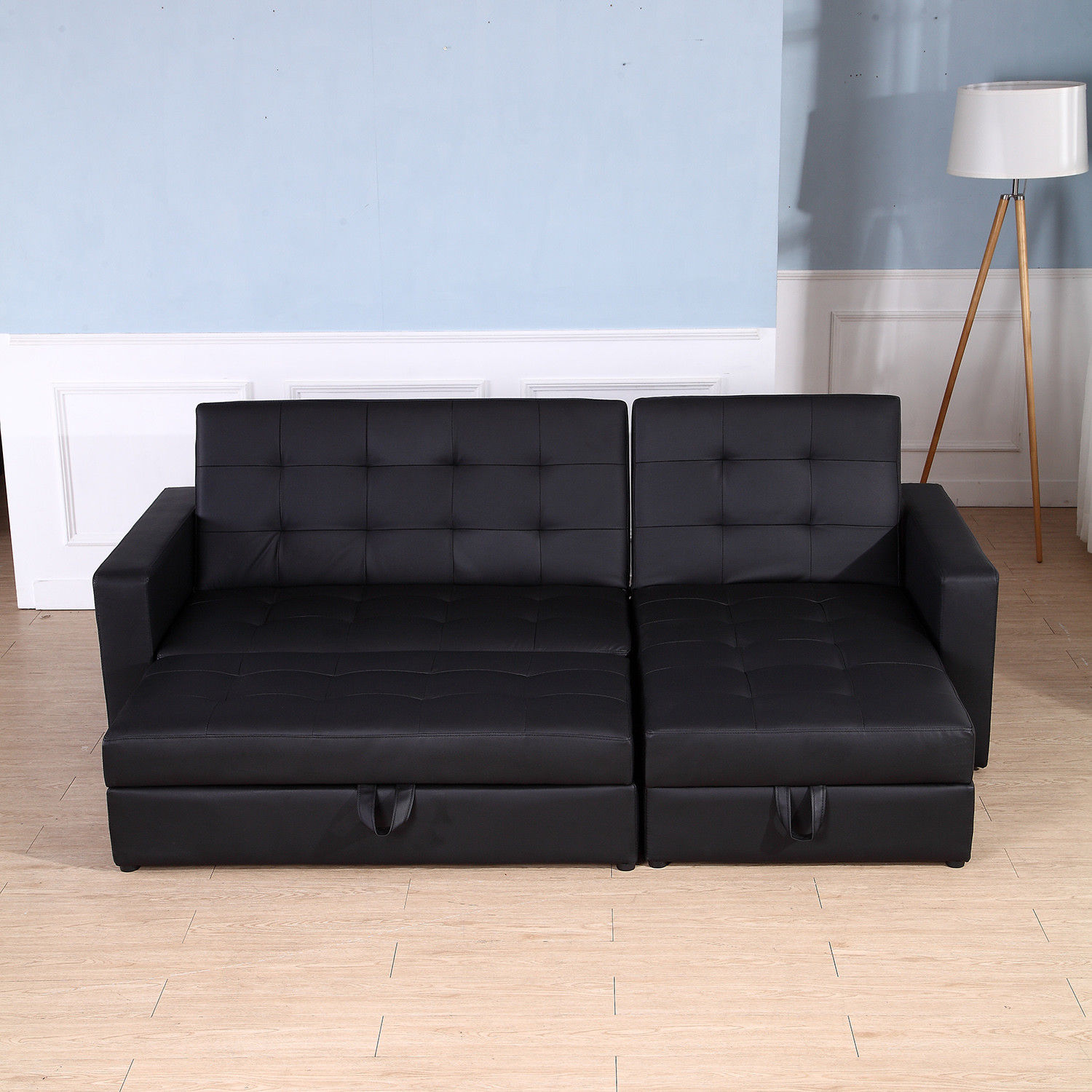 Sofa Sleeper Chaise: Sofa Bed Storage Sleeper Chaise Loveseat Couch Sectional