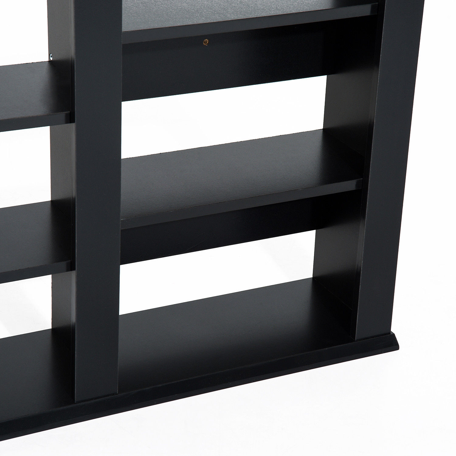 Wall-Mounted-Floating-CD-Book-Storage-Shelves-Triple-Rack-Organizer
